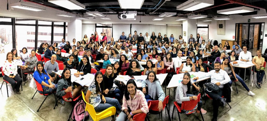 3rd cohort Technovation Girls Venezuela