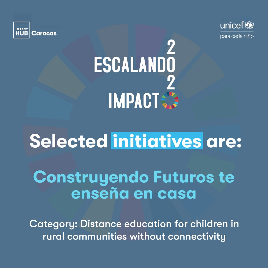 Building Futures, initiative selected in Escaling Impact 2020 Program
