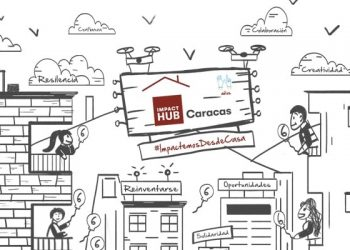 6 years Impact Hub Caracas