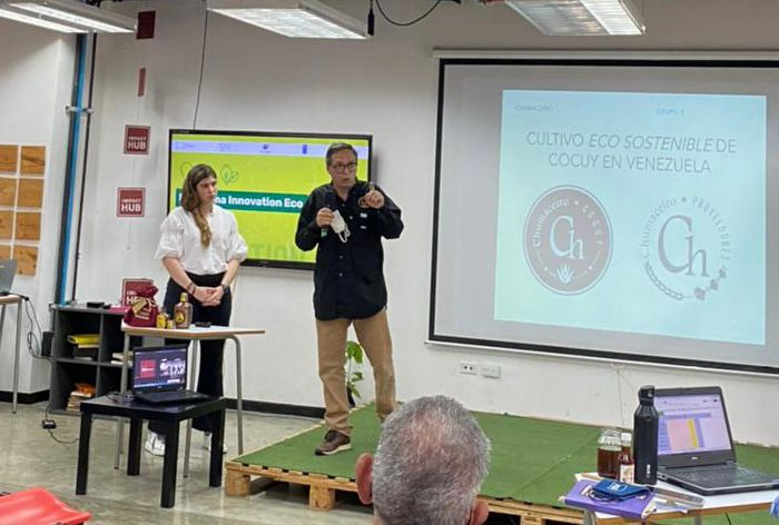 3er lugar- Cocuy Chumaceiro - Cultivo sostenible de Cocuy en Venezuela