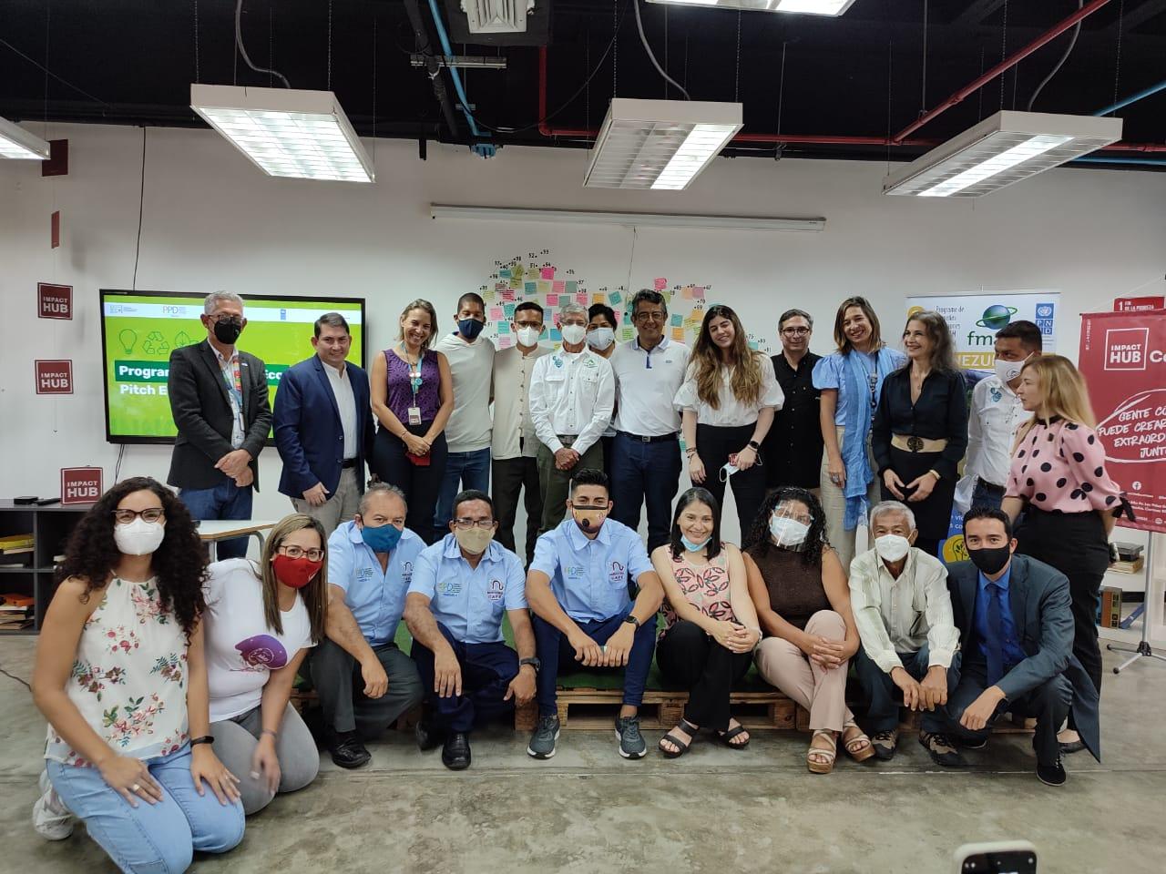 Grupo completo Innovation Eco 2020